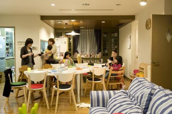 シングルマザー専用シェアハウスに住んでみて〜Mさんの体験談〜