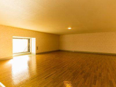 1階のロフト