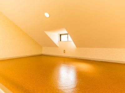 2階のロフト